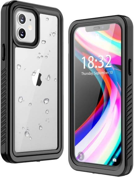 ANTSHARE iPhone 12 Mini Waterproof Cover