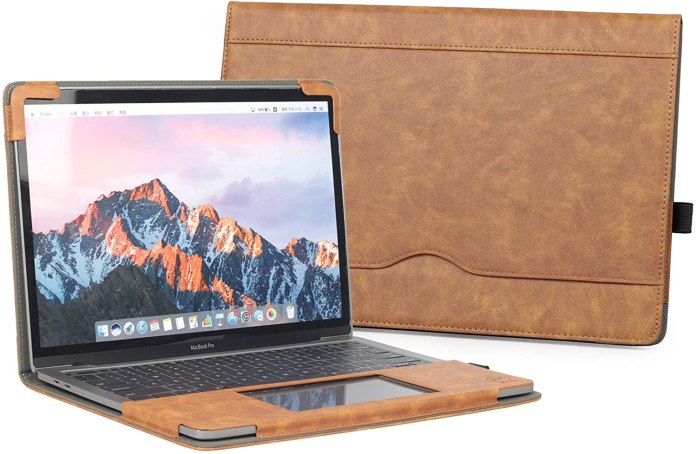TYTX MacBook Pro Leather Case