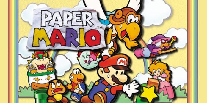 Paper Mario N64
