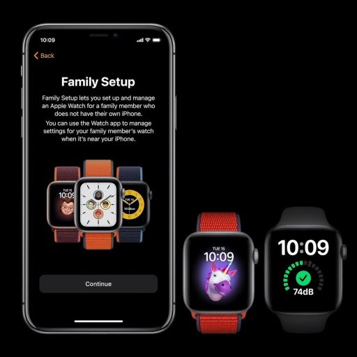Apple Watch GPS or GPS + Cellular