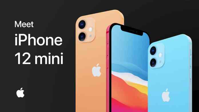 iPhone 12 mini launched at Hi Speed Event 2020