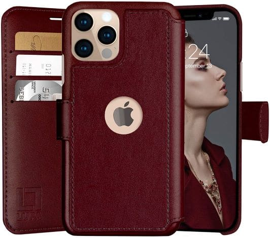 LUPA iPhone 12 Pro Wallet Case
