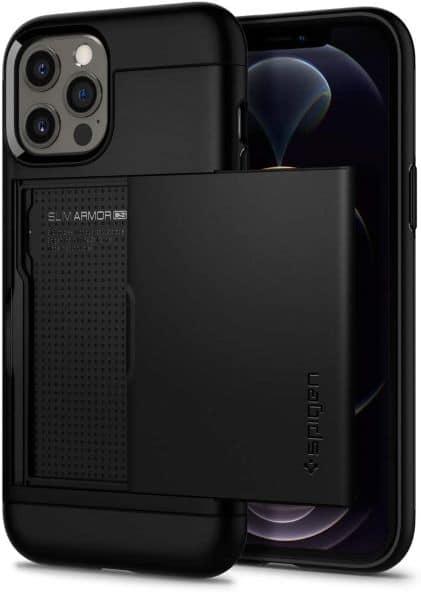 Spigen Slim Armor CS Designed for iPhone 12 Pro