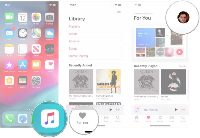 Move from an individual Apple Music plan to a sub-membership on a Family plan