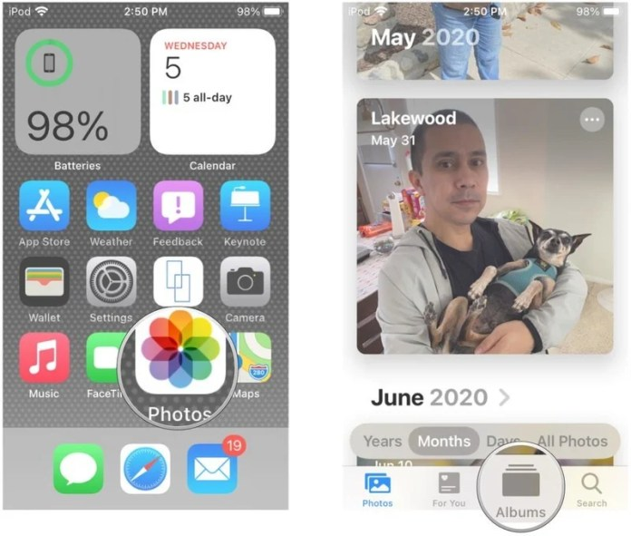 Resize your video- Edit videos on the iPhone and iPad