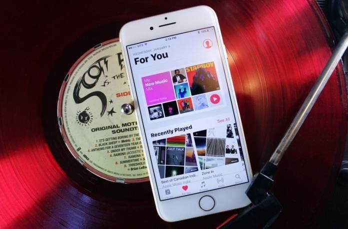 For You- Use the Music app