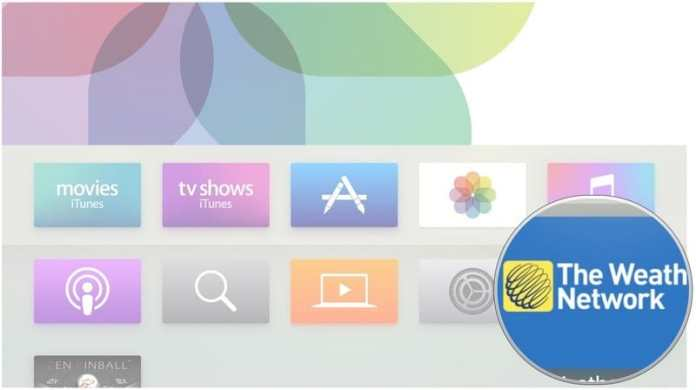 download apps on your Apple TV