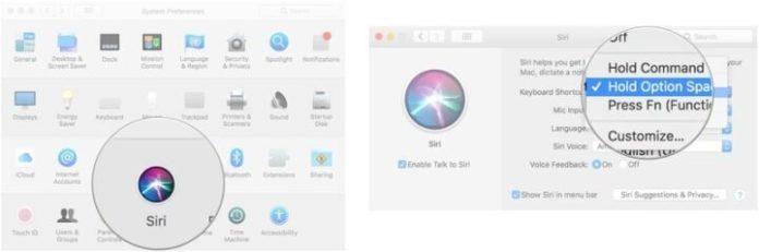 Use Siri on the Mac