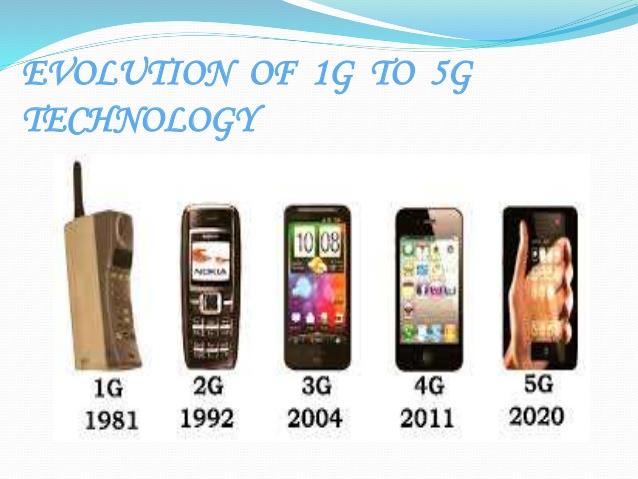 evolution/history of cellular networks