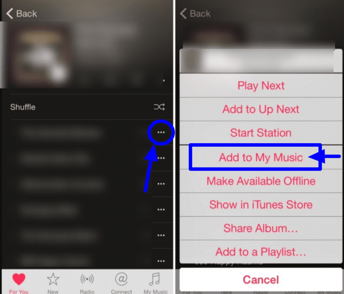 playlists in apple music -make playlists in music app