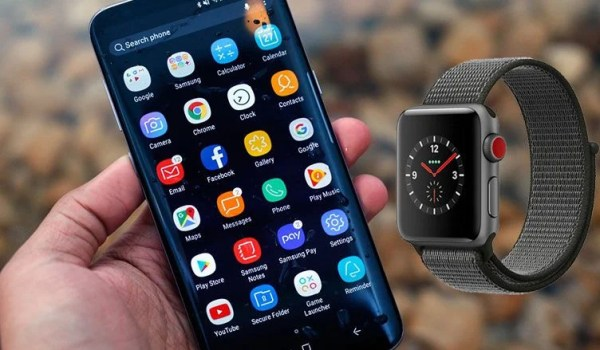Would you be able to use an Apple Watch with Android?