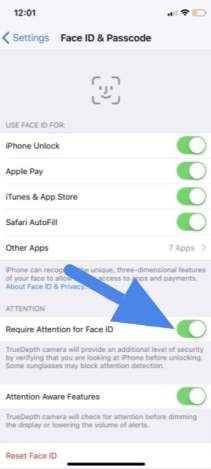 set up Face ID on iPhone 12, the iPhone 12 small, iPhone 12 Pro, and the iPhone 12 Pro Max