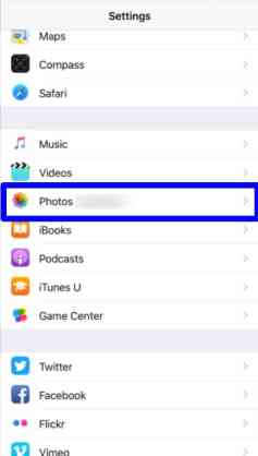 Take JPEG pictures on your iPhone instead of HEIC