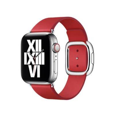 Apple Modern Buckle Band- Best Apple Watch Bands for Men