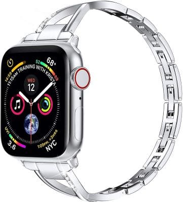 Marge Plus Apple Watch Band- Best Apple Watch Bands for women