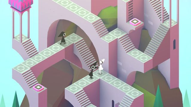 Monument Valley- Puzzle Games for iPhone
