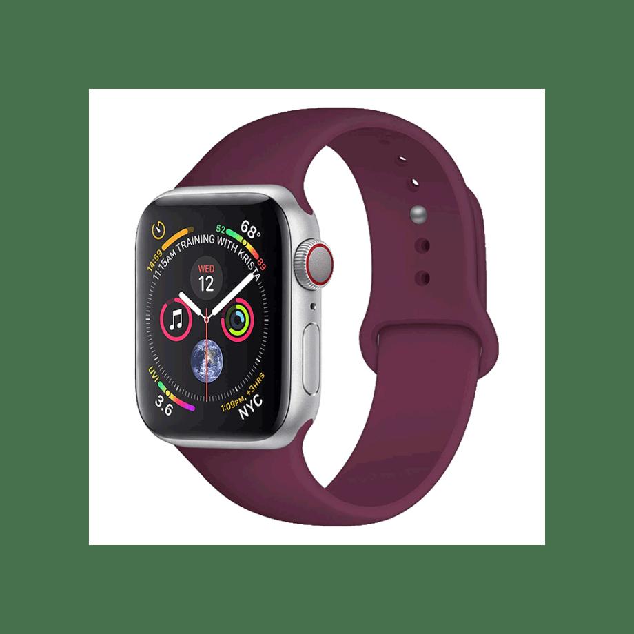 Apple-watch-magnetic-Leather-Loop-Blue