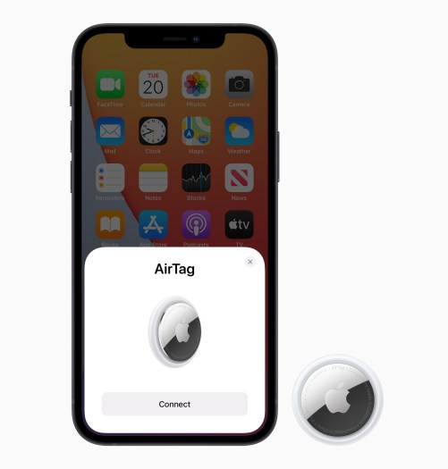 Apple AirTag Finally Debut After Long Rumored