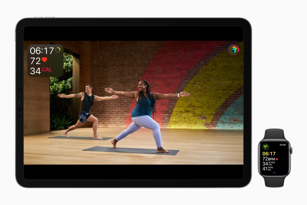 Apple Fitness+ Added Workouts for Pregnancy, Older Adults, and More