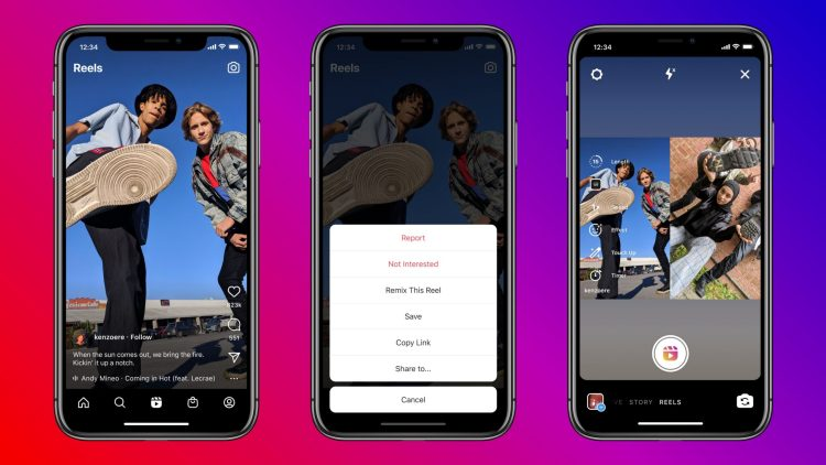 How to Enable or Disable Remix in Instagram Reels