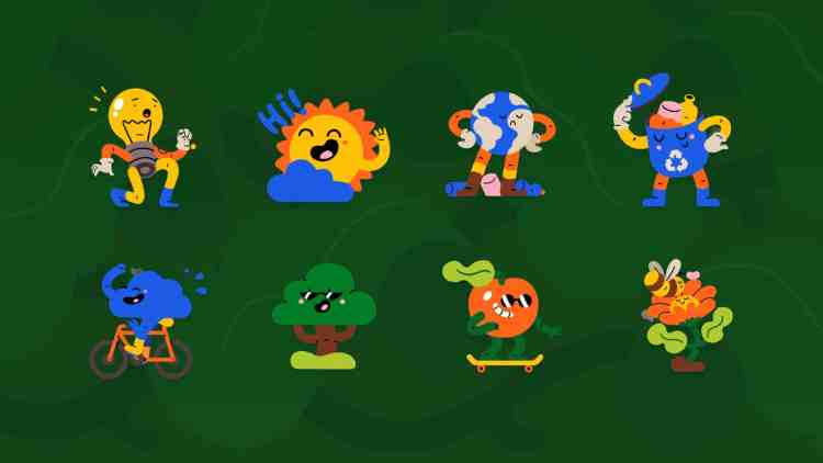 Messenger and Messenger Kids Rolling Out Virtual Road Trip, Nat Geo 360 Background, Earth Day Art Suite, and More
