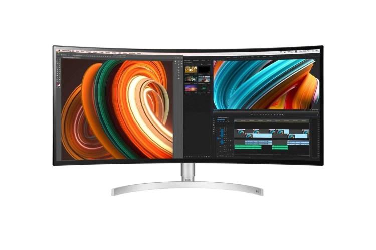 "Save $130 On LG 34"" IPS FHD UltraWide Monitor & 54% Off On LG 34"" Nano IPS QHD UltraWide Curved Monitor"