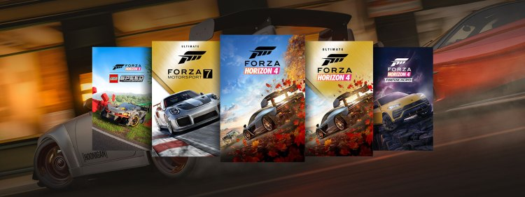 Xbox Spring Sale: Save up to 45% on Forza games