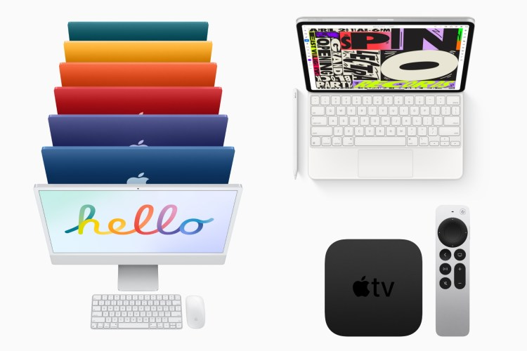 New iPad Pro, iMac, and Apple TV 4K will be available at Apple Store on Friday, May 21