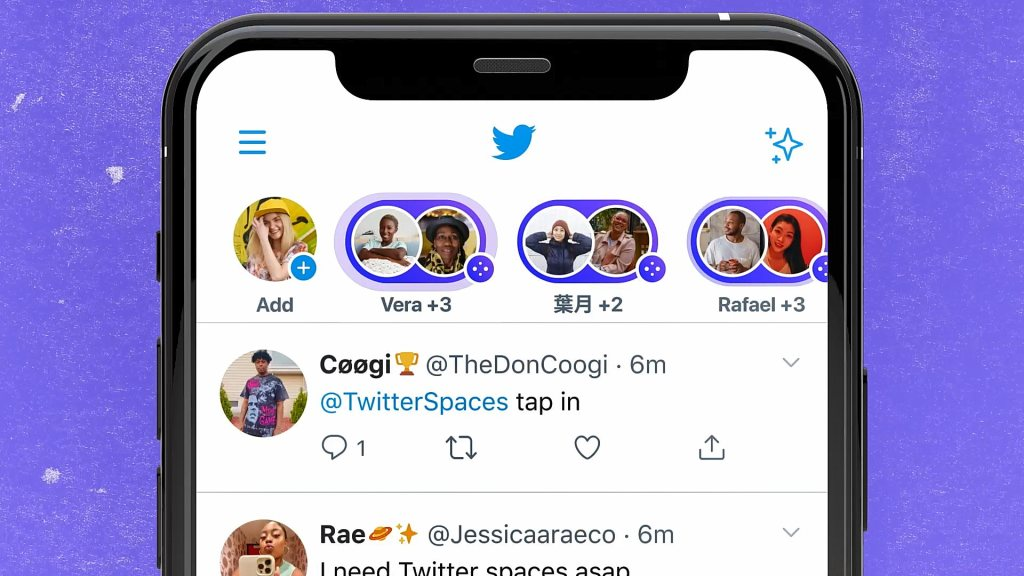 Twitter Spaces Now Available to Everyone