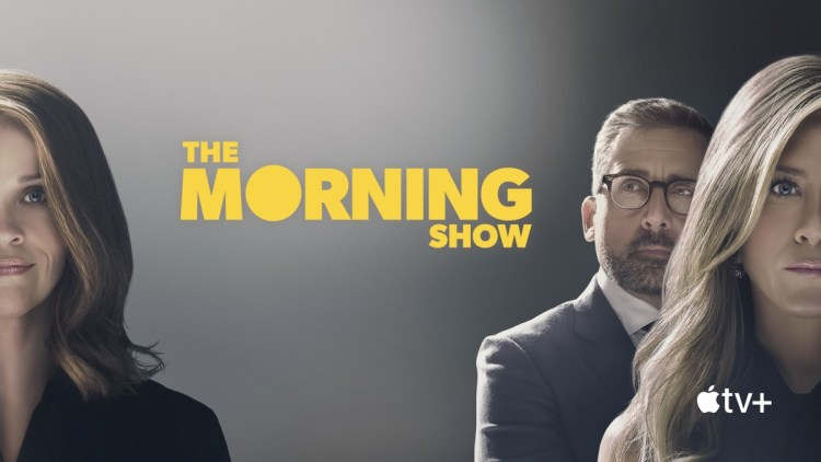 """Apple TV+ announced the second season premiere date for """"The Morning Show"""""""