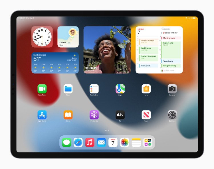 Apple introduces iPadOS 15 with all-new productivity features
