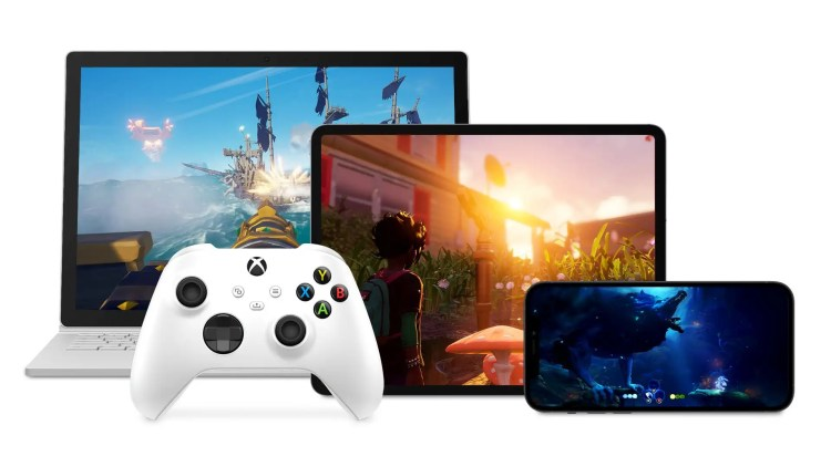 Xbox Cloud Gaming Expanded to PC and Apple Devices