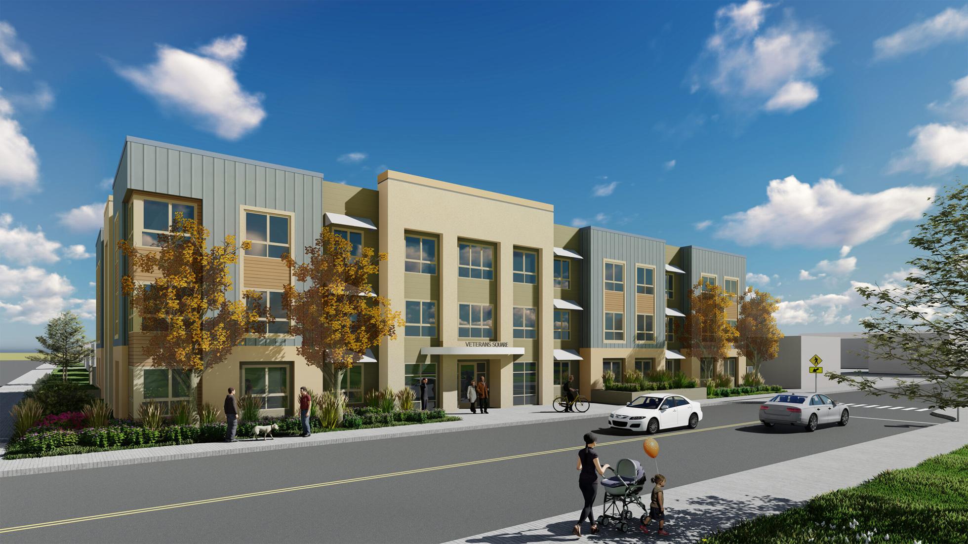 Apple deploys 1 billion in affordable housing support across California rendering 071421