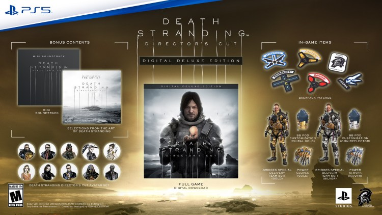 Death Stranding Director's Cut Launched Date Confirmed