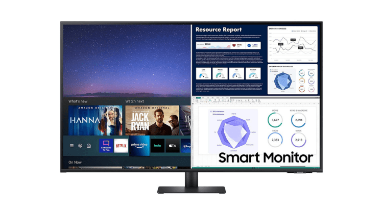 Samsung's new Do-It-All Screen 4K monitor is now available in India