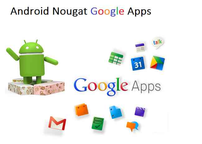 android-nougat-gapps