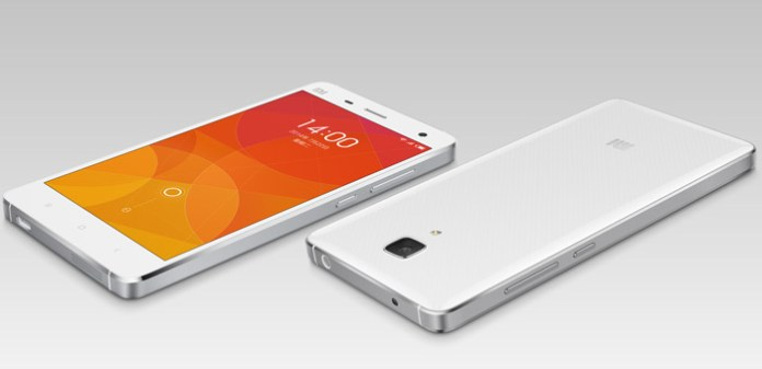 MIUI 8.2 Global Stable ROM for Xiaomi Mi 4