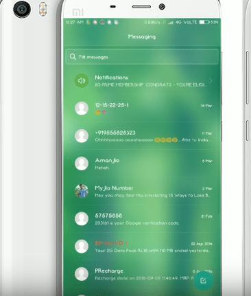 Top 5 MIUI 8 Themes for Xiaomi Redmi Note 3 and Redmi Note 4