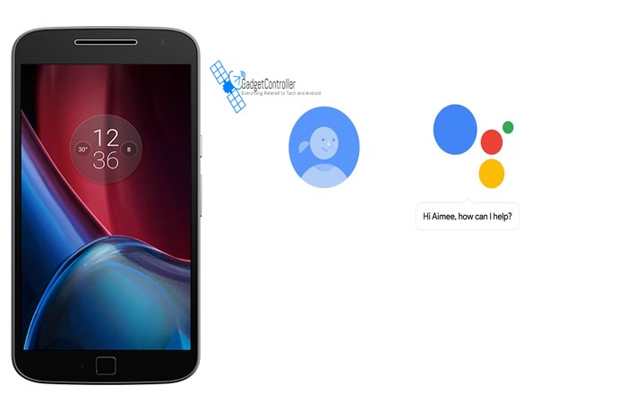 Install Official Google Assistant on Moto G4 and G4 Plus