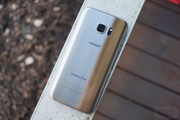 Download Verizon Galaxy S7 (Edge) Nougat OTA update