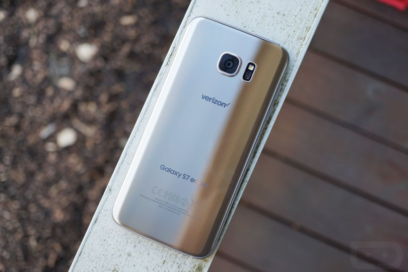 Download and install Verizon Galaxy S7 (Edge) Nougat OTA update