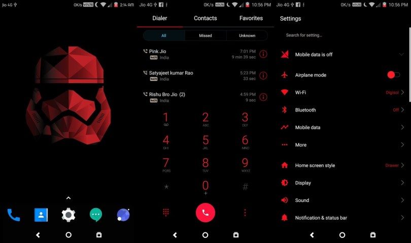 Download OnePlus 5T Star Wars Theme for EMUI 5 and 4 X Devices