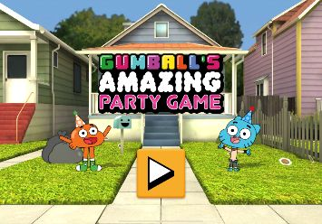 Gumball's Amazing Party Game