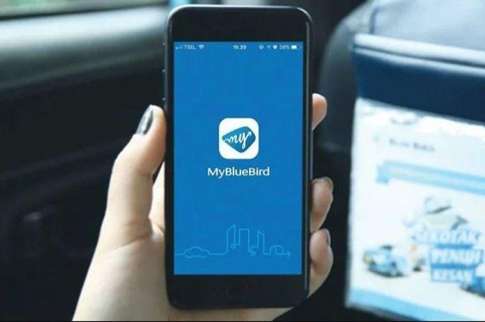 Aplikasi MyBlueBird