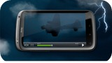 HTC Sensation Cinematic 4-3 screen