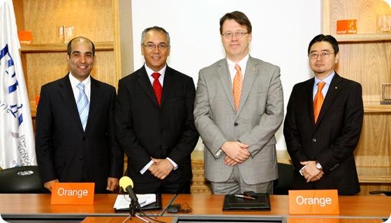 Jose Armando Tavares, Eddy Martinez, Jean Marc Harion y Mitsuteru Nishio