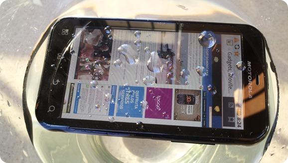 Motorola Defy - EXTREMO