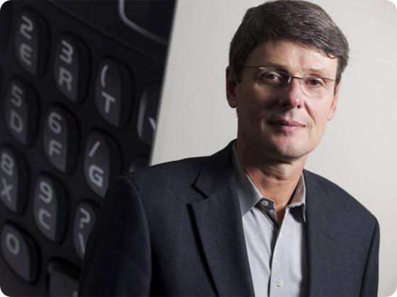 Thorsten Heins Nuevo Presidente de RIM