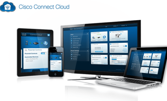 Cisco Linksys Smart Wi-Fi