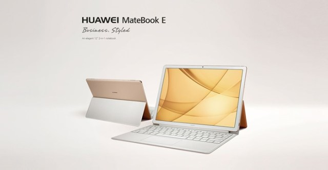 Matebook E